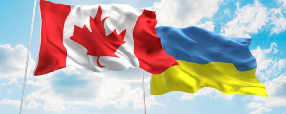 Ukraine And Canada Sign Co-Pro Treaty