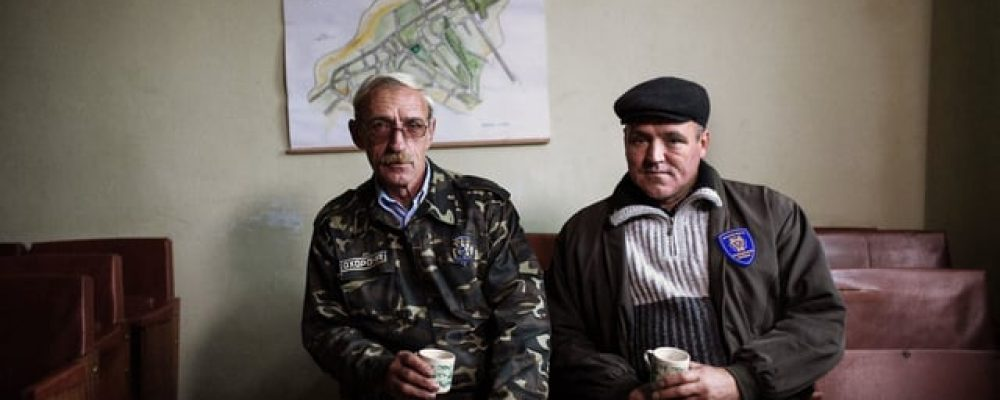IDFA Special Jury Award: Ukrainian Sheriffs